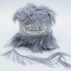 Пряжа Vizell Cha-Cha серо-голубой