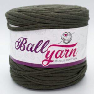 Трикотажная пряжа Ball Yarn хаки
