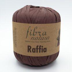 Пряжа Fibranatura Raffia 116-03 какао