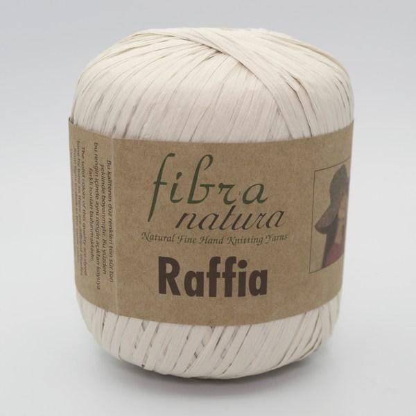 Пряжа Fibranatura Raffia 116-15 светло-бежевый