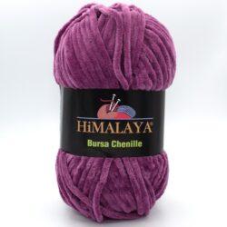 Пряжа плюшевая Himalaya Bursa Chenille фуксия
