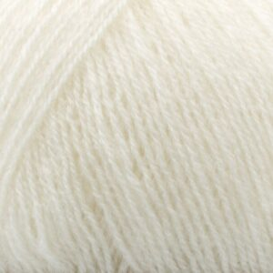 Пряжа Himalaya Lana Lux 800 74604 молочный