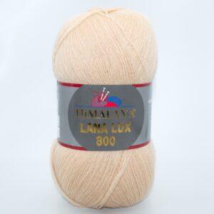 Пряжа Himalaya Lana Lux 800 74628 бежевый