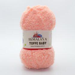 Пряжа плюшевая Himalaya Toffee Baby 78107 персик