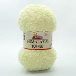 Пряжа плюшевая Himalaya Toffee 73503 светло-желтый