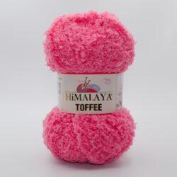 Пряжа плюшевая Himalaya Toffee 73507 кораллово-розовый