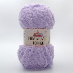 Пряжа плюшевая Himalaya Toffee 73509 сиреневый