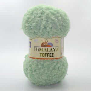 Пряжа плюшевая Himalaya Toffee 73510 мята