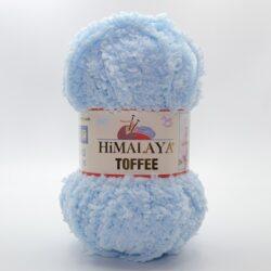 Пряжа плюшевая Himalaya Toffee 73512 нежно-голубой