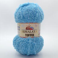 Пряжа плюшевая Himalaya Toffee 73513 голубая бирюза