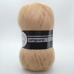 Пряжа Madame Tricote Angora 079 бежевый