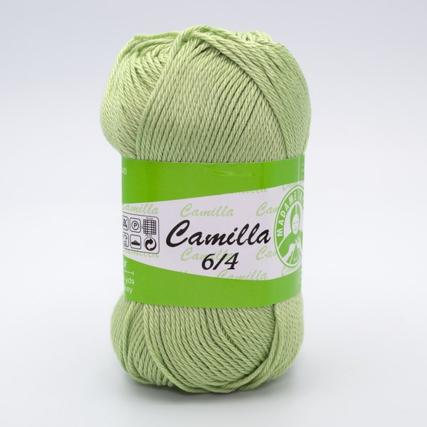 Пряжа Madame Tricote Camilla 5055 оливковый