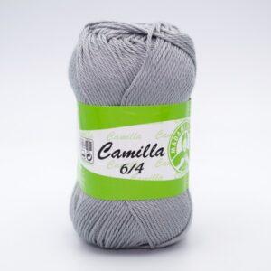 Пряжа Madame Tricote Camilla 5326 серый