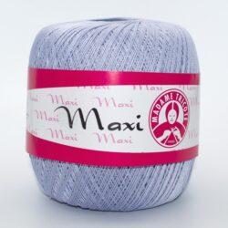 Пряжа Madame Tricote Maxi 6307 бледная сирень