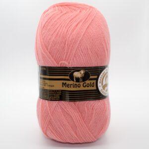 Пряжа Madame Tricote Merino Gold 036 светло-коралловый