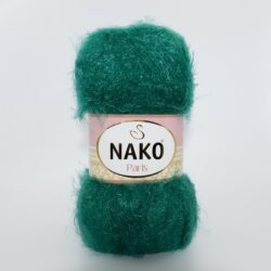 Пряжа Nako Paris 3440 зеленый