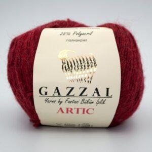Пряжа Gazzal Artic 03 бордо