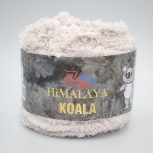 Пряжа плюшевая Himalaya Koala 75701 светло-бежевый