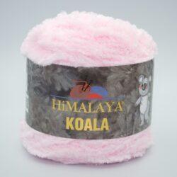 Пряжа плюшевая Himalaya Koala 75712 нежно-розовый