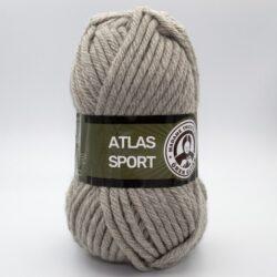 Пряжа Madame Tricote Atlas Sport 010 бежевый