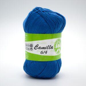 Пряжа Madame Tricote Camilla 5317 синий