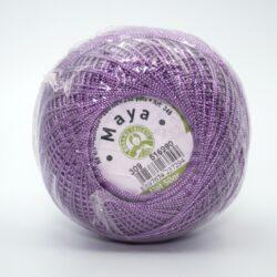 Пряжа Madame Tricote Maya 309 сиреневый