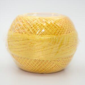 Пряжа Madame Tricote Maya 347 желтый