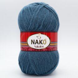 Пряжа Nako Nakolen 185 джинсовый