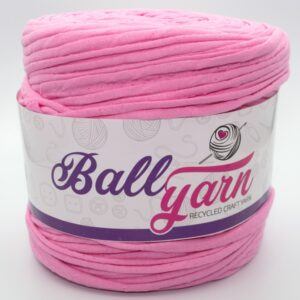 Трикотажная пряжа Ball Yarn розовый