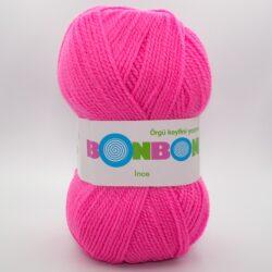 Пряжа Nako Bonbon Ince 98240 розовый
