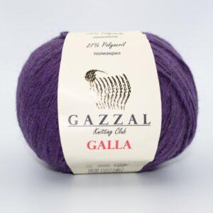 Пряжа Gazzal Galla 45 фиолетовый