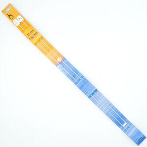 Спицы прямые для вязания Pony 33613 1.5 мм 35 см