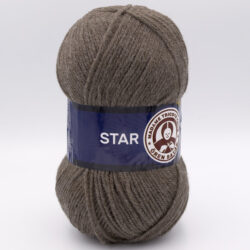 Пряжа Madame Tricote Star 014 мокко