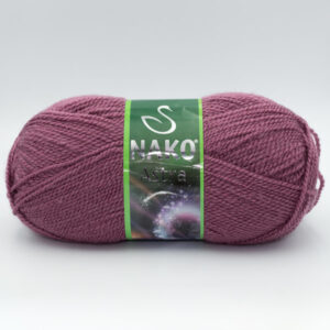 Пряжа Nako Astra 569 сухая роза