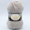 Пряжа Nako Lame Fine 3079 розово-серый