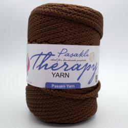 Шнур для вязания Therapy Yarn Pasakli шоколад