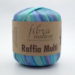 Пряжа Fibranatura Raffia Multi 117-11
