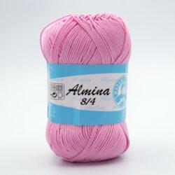 Пряжа Madame Tricote Almina 5046 розовый