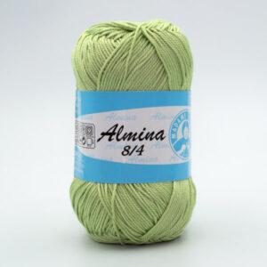 Пряжа Madame Tricote Almina 5055 оливковый