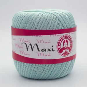 Пряжа Madame Tricote Maxi 4939 мятный