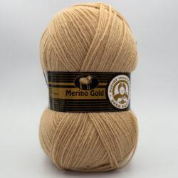 Пряжа Madame Tricote Merino Gold 079 бежевый