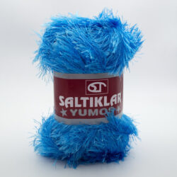 Пряжа Травка Saltikar Yumos 03 голубая бирюза