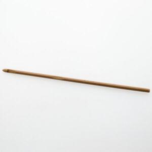 Крючок для вязания бамбуковый без ручки 4.0