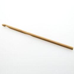 Крючок для вязания бамбуковый без ручки 5.5