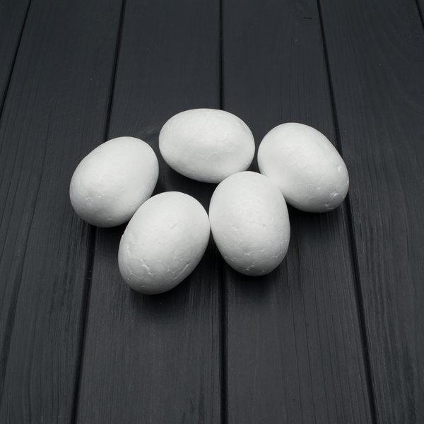 Яйцо пенопласт 6×4 см