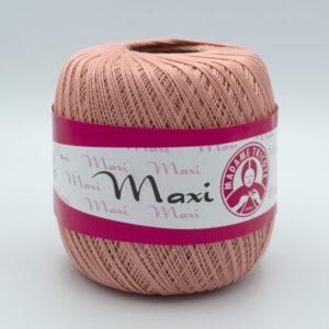 Пряжа Madame Tricote Maxi 4105 карамельно-персиковый