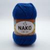 Пряжа Nako Elit 50 2453 синий