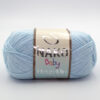 Пряжа Nako Baby Hosgeldin Soft 85 нежно-голубой