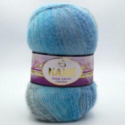 Пряжа Nako Mohair Delicate Colorflow 28084