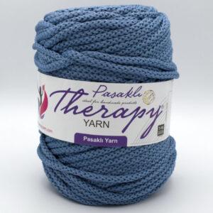 Шнур для вязания Therapy Yarn Pasakli голубой джинс